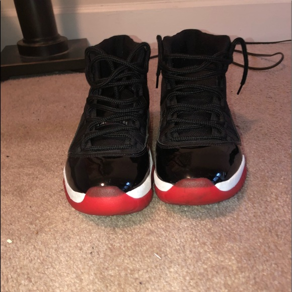 "best loved 31d8a 5c375 Jordan Other - Air Jordan Retro 11 ""Bred"" Countdown Pack Size 11"
